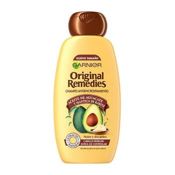 Champú Antiencrespamiento Original Remedies Garnier (300 ml)