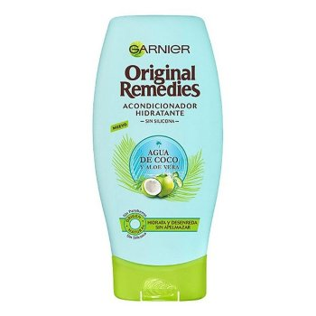 Acondicionador Desenredante Original Remedies Garnier (250 ml)