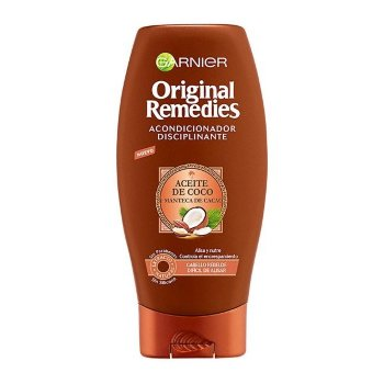 Acondicionador Original Remedies Coco Garnier (300 ml)