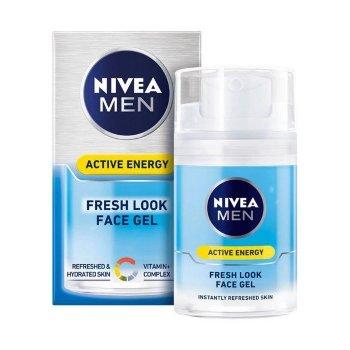 Crema Facial Hidratante Men Skin Active Energy Nivea