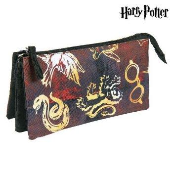 Estuche Escolar Harry Potter
