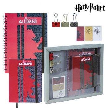 Set de Papelería Harry Potter (8 pcs)