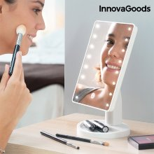 Espejo LED Táctil de Sobremesa InnovaGoods