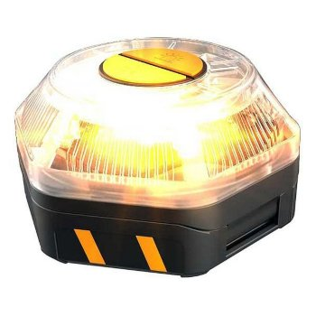 Luz de Emergencia KSIX Safe Light 360º LED 1 KM
