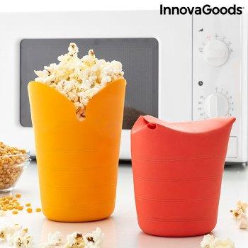 Palomiteras de Silicona Plegables Popbox InnovaGoods