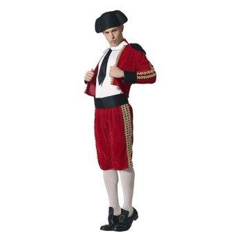 Disfraz para Adultos Torero Rojo