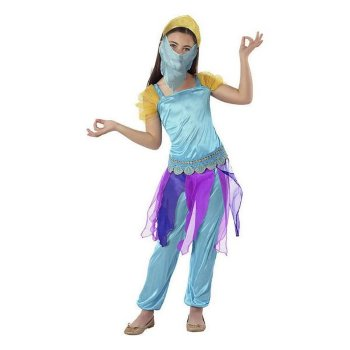 Disfraz para Niños Princesa árabe Morado de 3 a 12 años