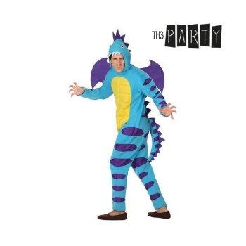 Disfraz para Adultos 8970 Dragón talla XL
