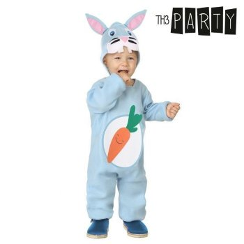 Disfraz para Bebés Conejo Azul de 0 a 24 meses