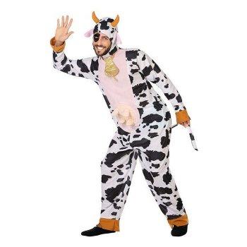 Disfraz para Adultos de Vaca Talla XL