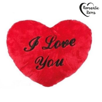 Corazón de Peluche I Love You Romantic Items (35 cm)