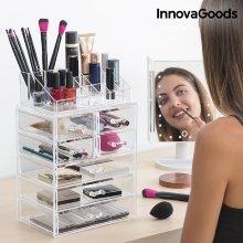 Organizador de Maquillaje Acrílico InnovaGoods