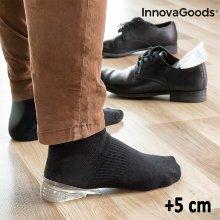 Plantillas Elevadoras de Silicona X5 cm InnovaGoods