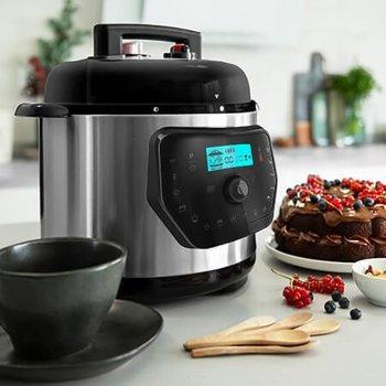 Robot de Cocina Cecotec GM H Deluxe 6L