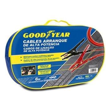 Cables Pinza de Arranque para Coche Goodyear