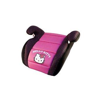Alzador para Coche Hello Kitty Rosa (40 x 34 cm)