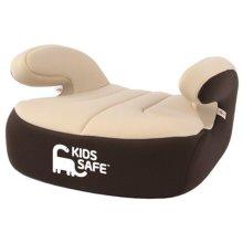 Alzador para Coche Kids Safe Marrón XL