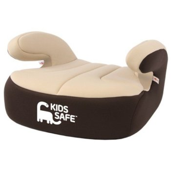 Alzador para Coche Kids Safe Marrón XL