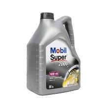 Aceite Lubricante para Motor Mobil SUPER2000 10W40