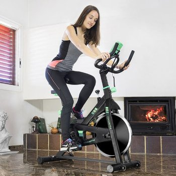 Bicicleta Estática Cecotec Power Active 7018