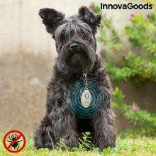 Antiparásitos por Ultrasonidos Recargable para Mascotas PetRep InnovaGoods
