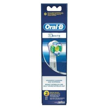 Cabezal de Recambio 3d White Pro-bright Oral-B (2 uds)
