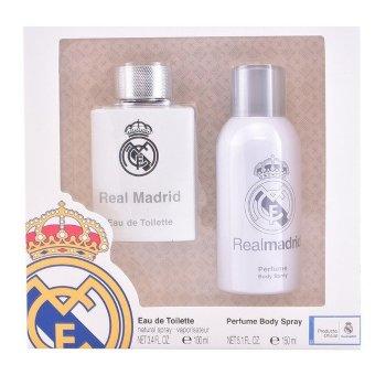 Set de Perfume Hombre Real Madrid Sporting Brands