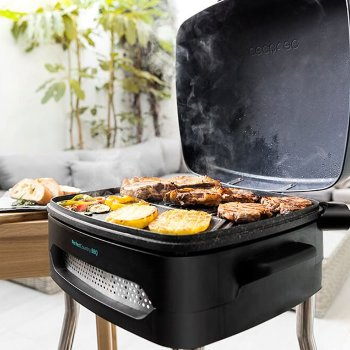 Barbacoa Eléctrica Cecotec PerfectCountry BBQ