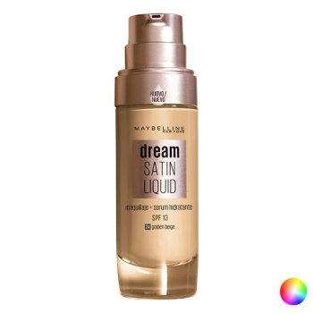 Base de Maquillaje Fluida Dream Satin Liquid Maybelline (30 ml)