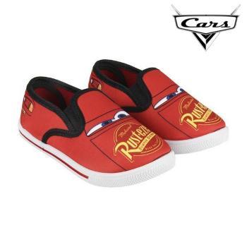 Zapatillas Casual Niño Cars Rojo