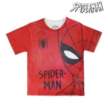 Camiseta de Manga Corta Infantil Spiderman