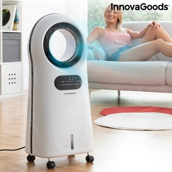 Climatizador Evaporativo Ionizador  InnovaGoods