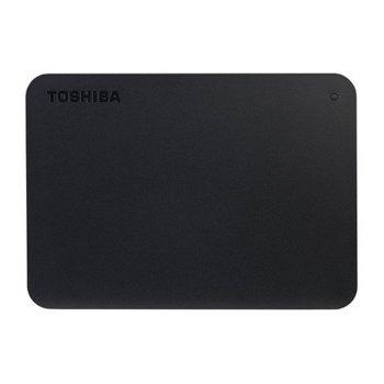 Disco Duro Externo Toshiba 2 TB 2,5