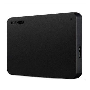 Disco Duro Externo Toshiba 1 TB 2,5