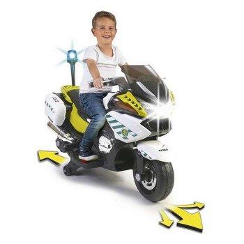 Moto de Policía juguete infantil eléctrica Feber