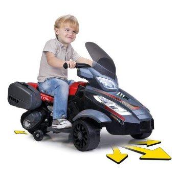 Moto Tribike Motorspider Feber 12V