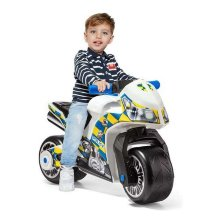 Correpasillos Moltó Moto Policía