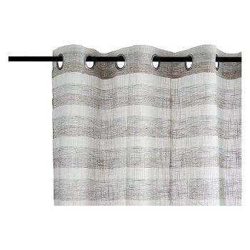 Cortinas Grises (260 x 140 cm)