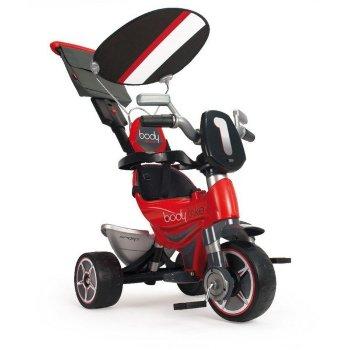Triciclo Injusa Body Rojo (106 x 46,2 x 98 cm)