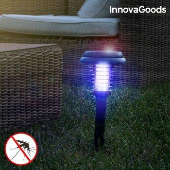 Lámpara Solar Antimosquitos para Jardín InnovaGoods