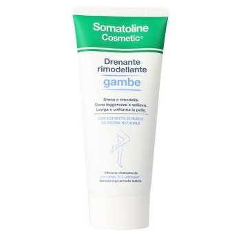 Gel Piernas Cansadas Drenante Somatoline (200 ml)