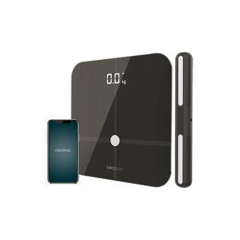 Báscula Digital de Baño Cecotec Surface Precision 10600 Smart Healthy Pro Gris