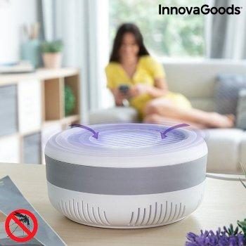 Lámpara Antimosquitos por Succión con Soporte de Pared KL Lite InnovaGoods