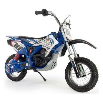 Moto de juguete infantil X-Treme Blue Fighter Injusa Eléctrica