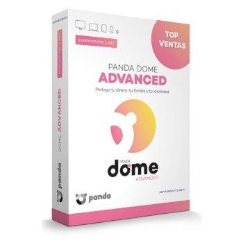 Antivirus Hogar Panda Dome Advance 1 Año (2 Dispositivos)