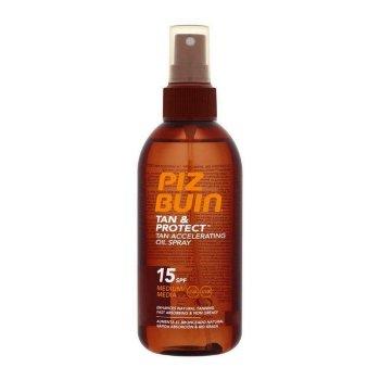Aceite Bronceador Tan & Protect Piz Buin 15 SPF 150 ml