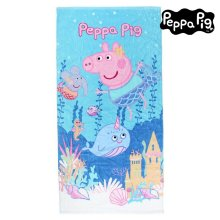 Toalla de Playa Peppa Pig 75495 Algodón Azul