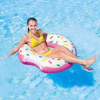Flotador Intex Donuts (114 Cm)