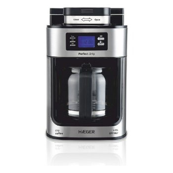 Cafetera Eléctrica Haeger Perfect Drip 1,2 L 1050W