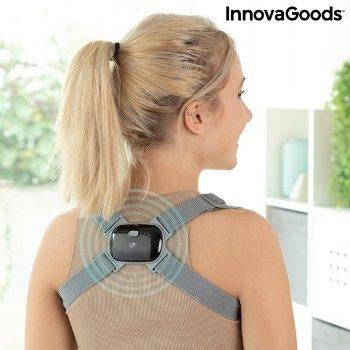 Entrenador de Postura Inteligente Recargable con Vibración Viback InnovaGoods